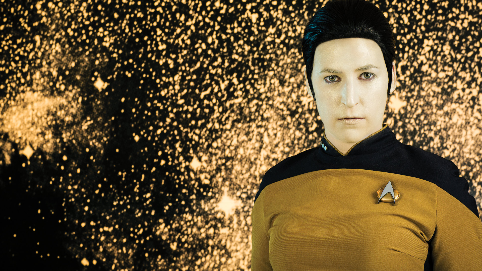 Experience the not-so-final frontier with Mayim Bialik