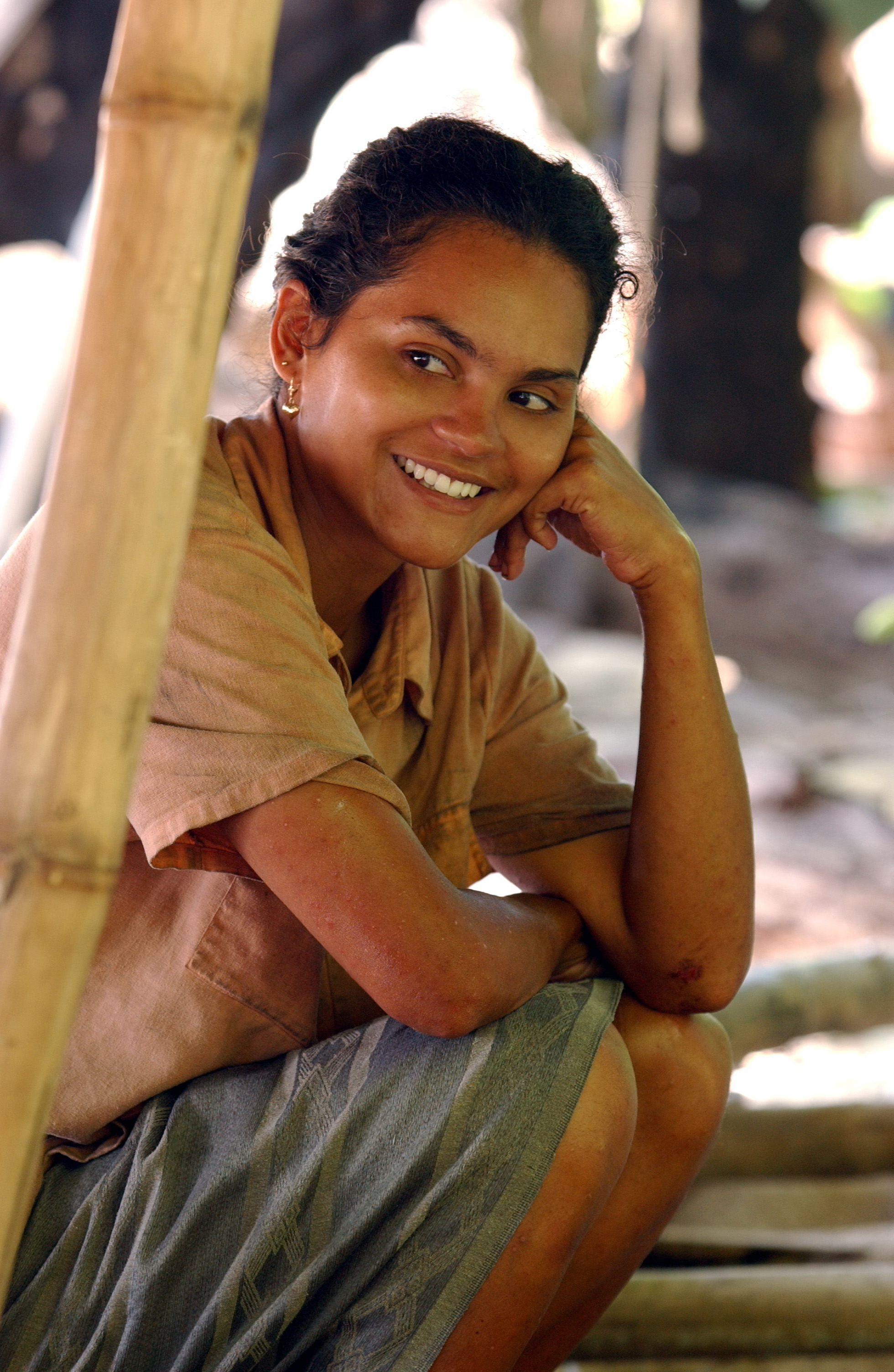 Sandra Diaz-Twine - Survivor: Pearl Islands