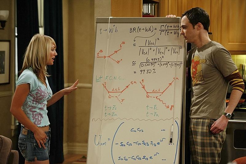 Sheldon's got jokes