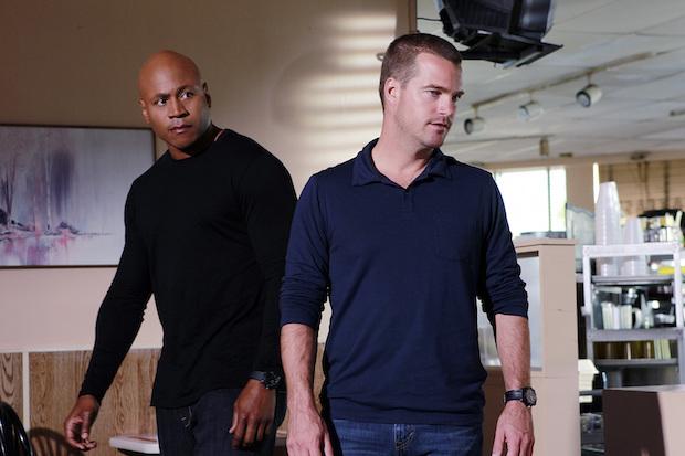 A: Sam and Callen