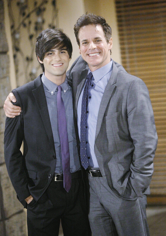 Fenmore and Michael Baldwin