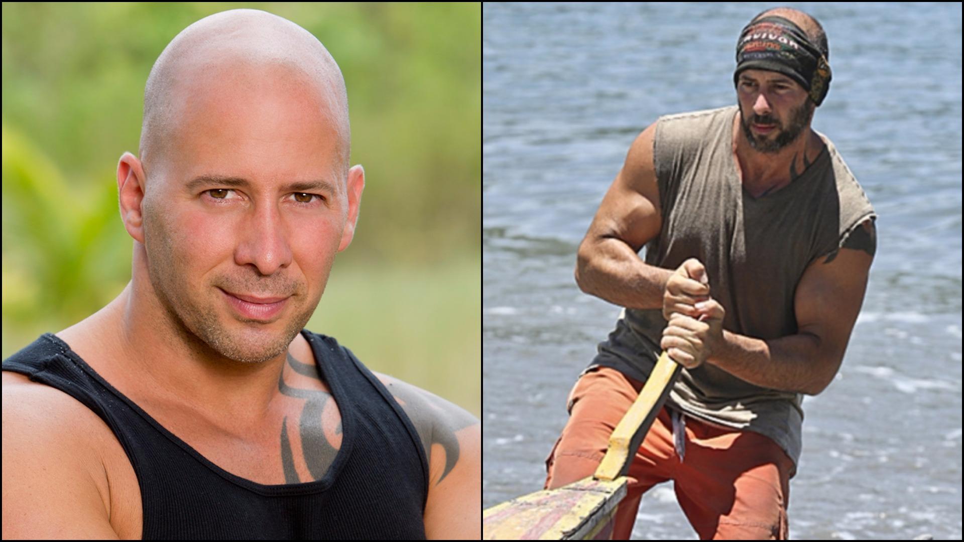 Tony Vlachos (Survivor: Cagayan, Survivor: Game Changers)