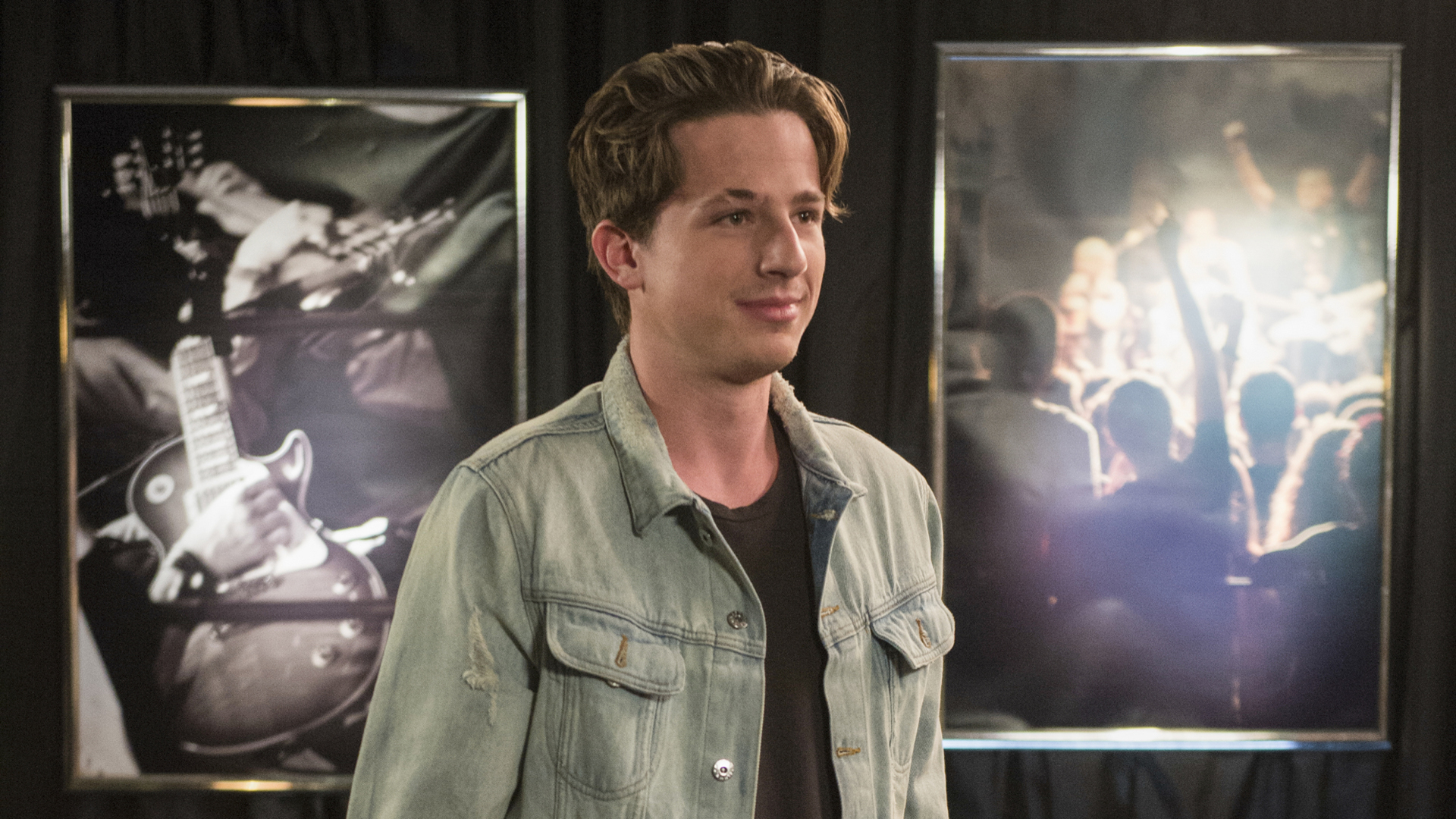 Charlie Puth in