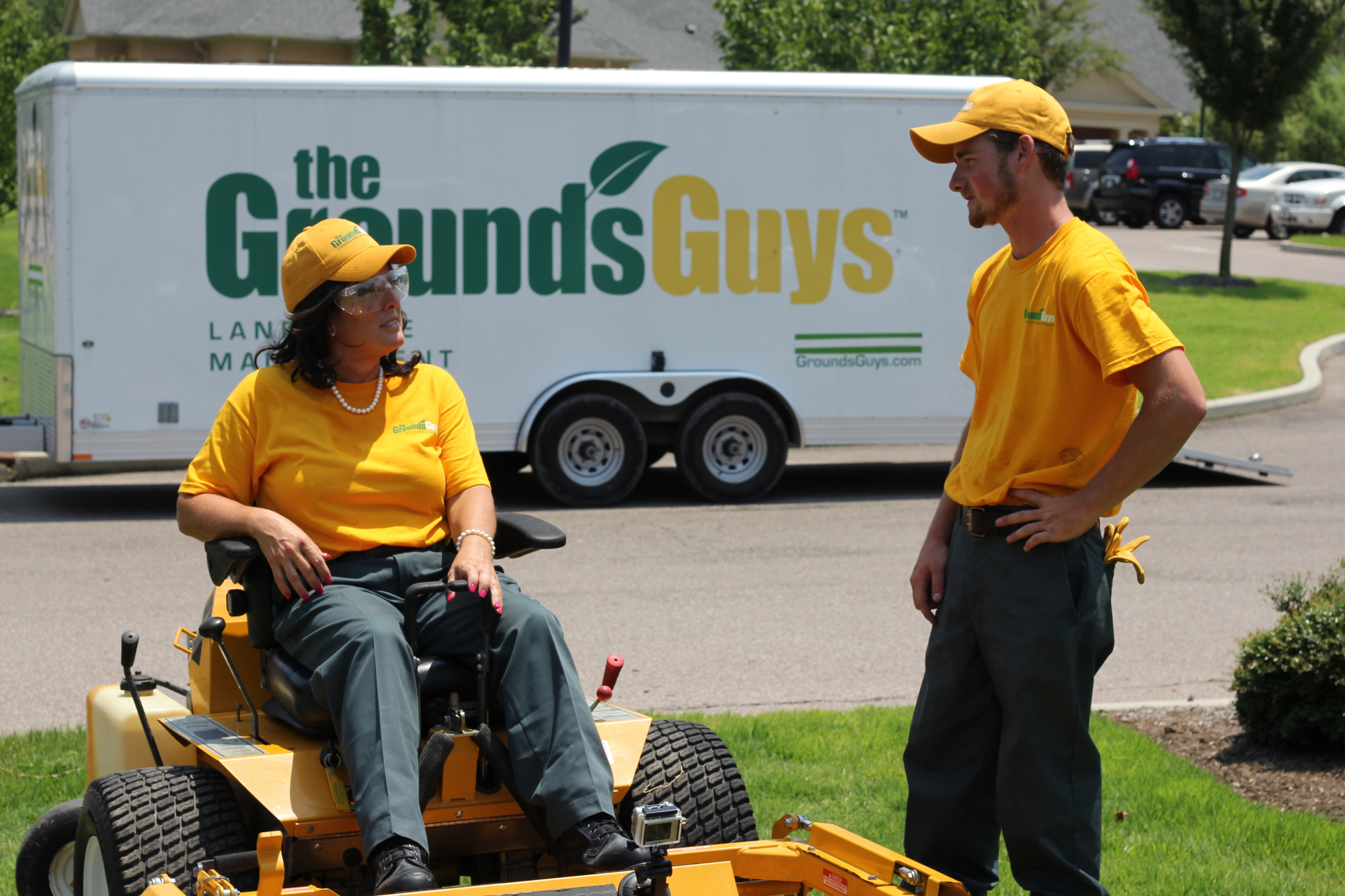 The Grounds Guys
