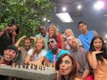 The HouseGuests Get Silly