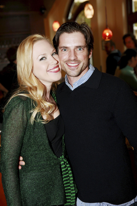 Adrienne and Scott