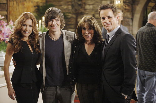 Behind the Scenes of Y&R