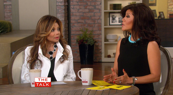 La Toya Jackson on The Talk