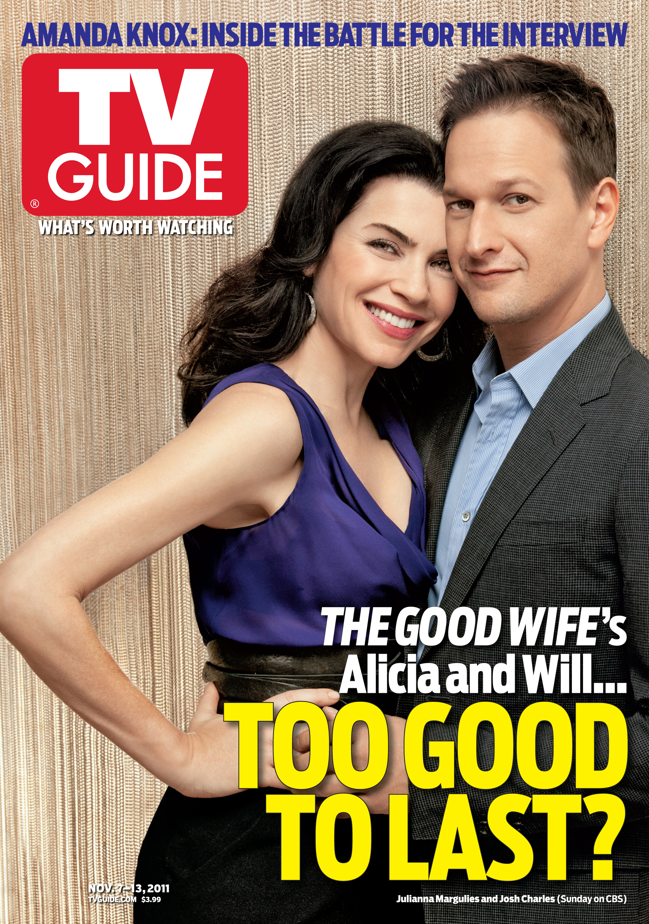 The Good Wife TV Guide Cover