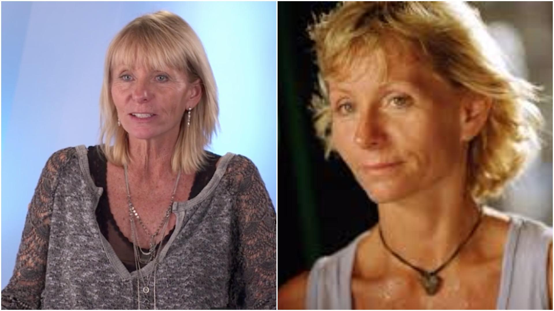 Tina Wesson (Survivor: The Australian Outback, Survivor: All-Stars, Survivor: Blood Vs. Water)