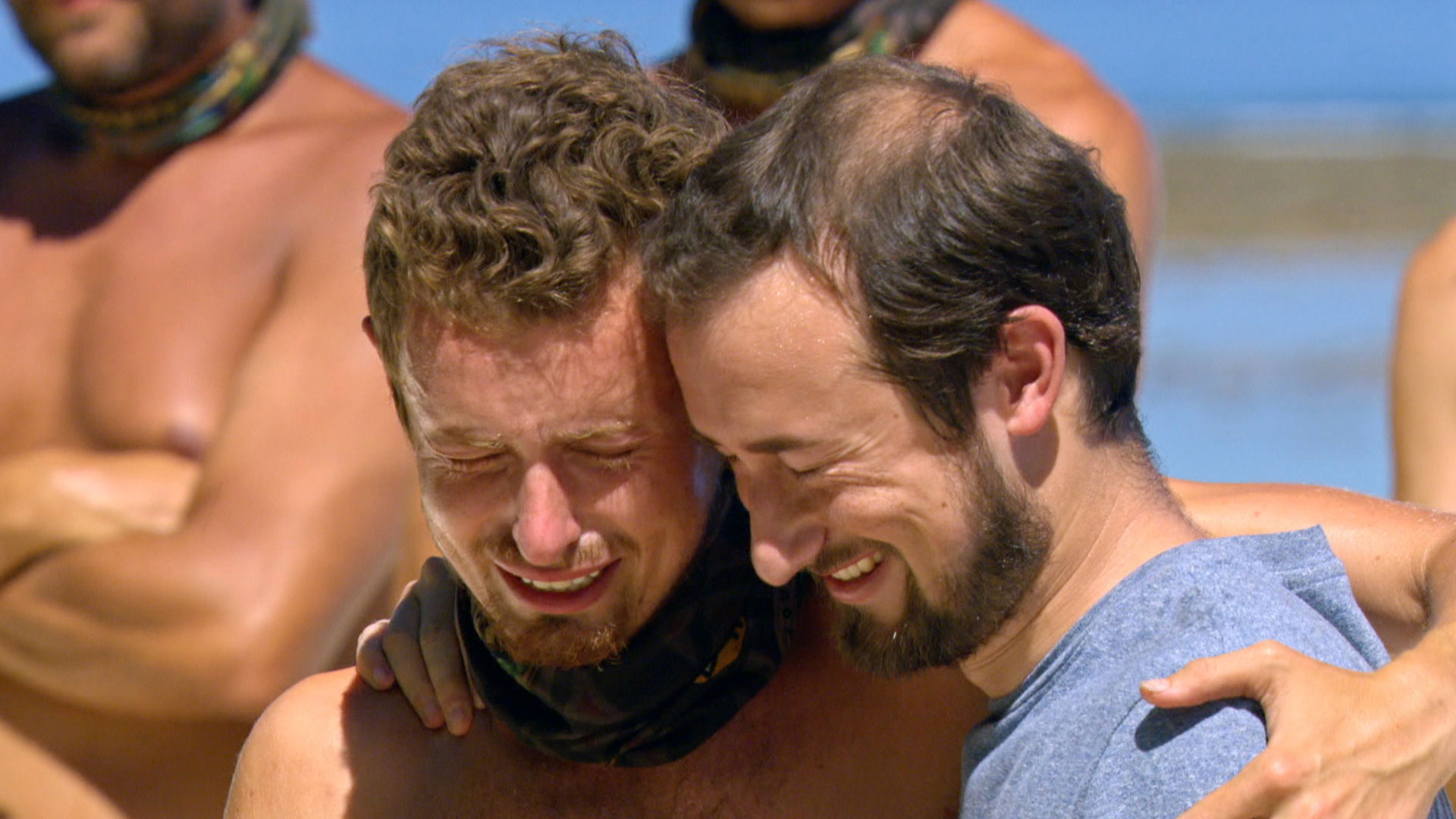 Season 33: Adam Klein is reunited with his brother.