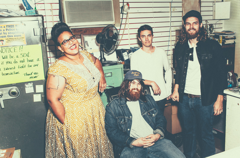 Album Of The Year - Alabama Shakes, Sound & Color