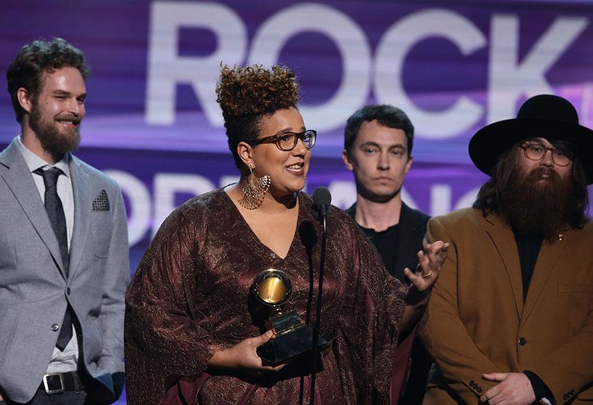 Alabama Shakes: Best Rock Performance