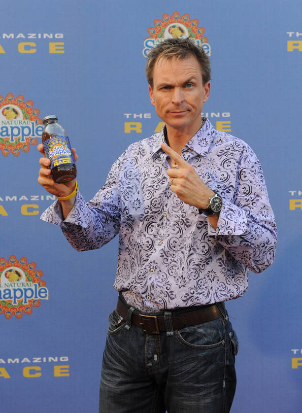Amazing Race Host Phil Keoghan