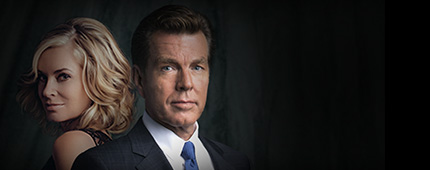 Video Chat with Peter Bergman & Eileen Davidson from Y&R