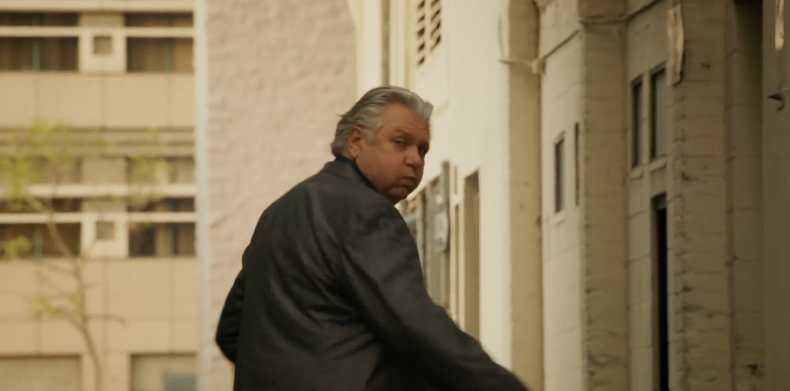 When's the last time we saw Arkady?