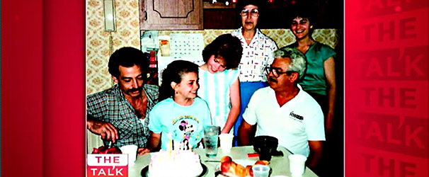 Maria Menounos Family