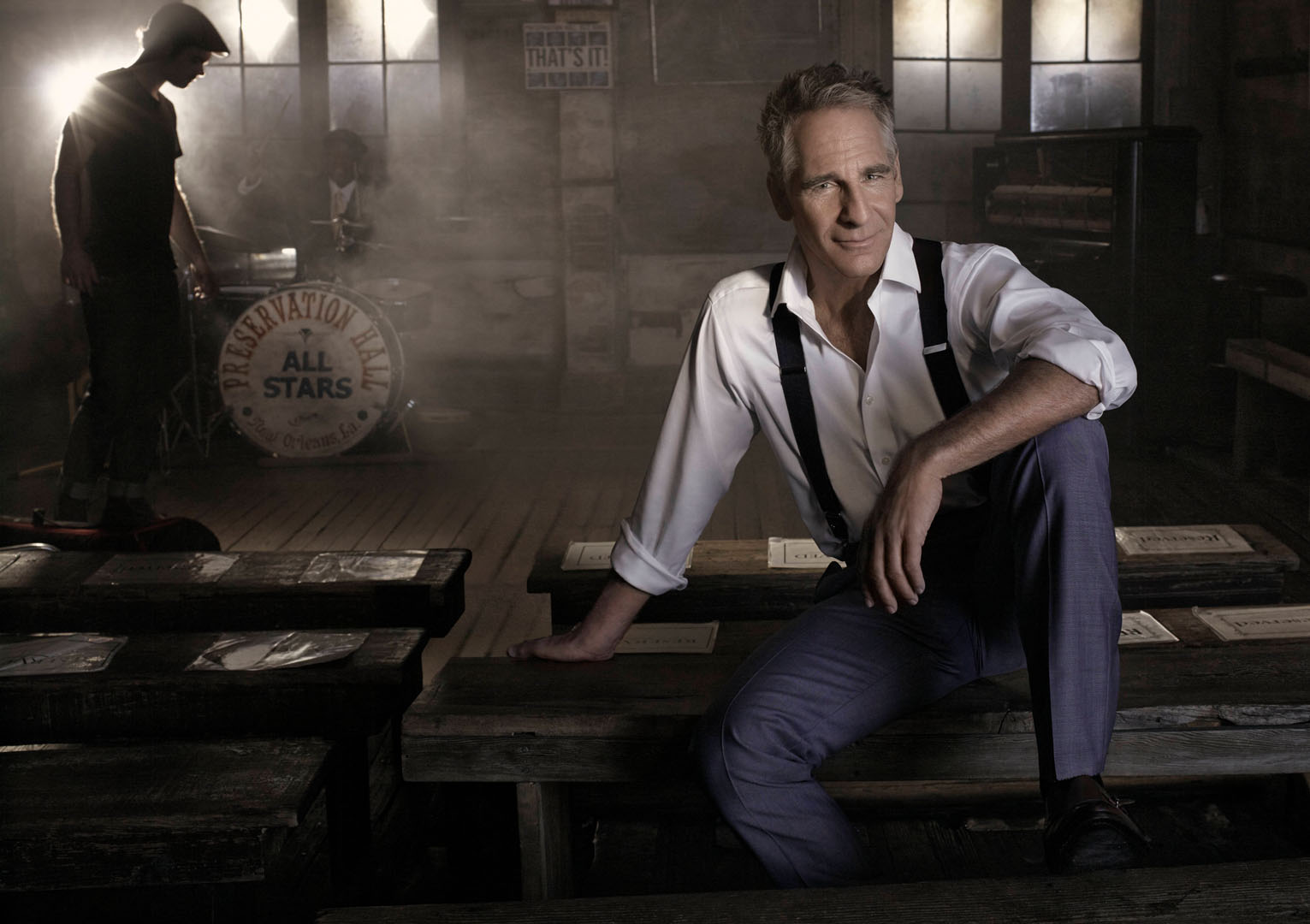 Scott Bakula shows off his sophisticated side in these fashion photos