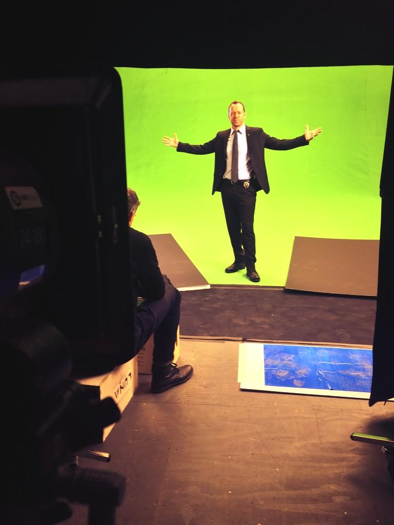 Promo Shooting with Donnie