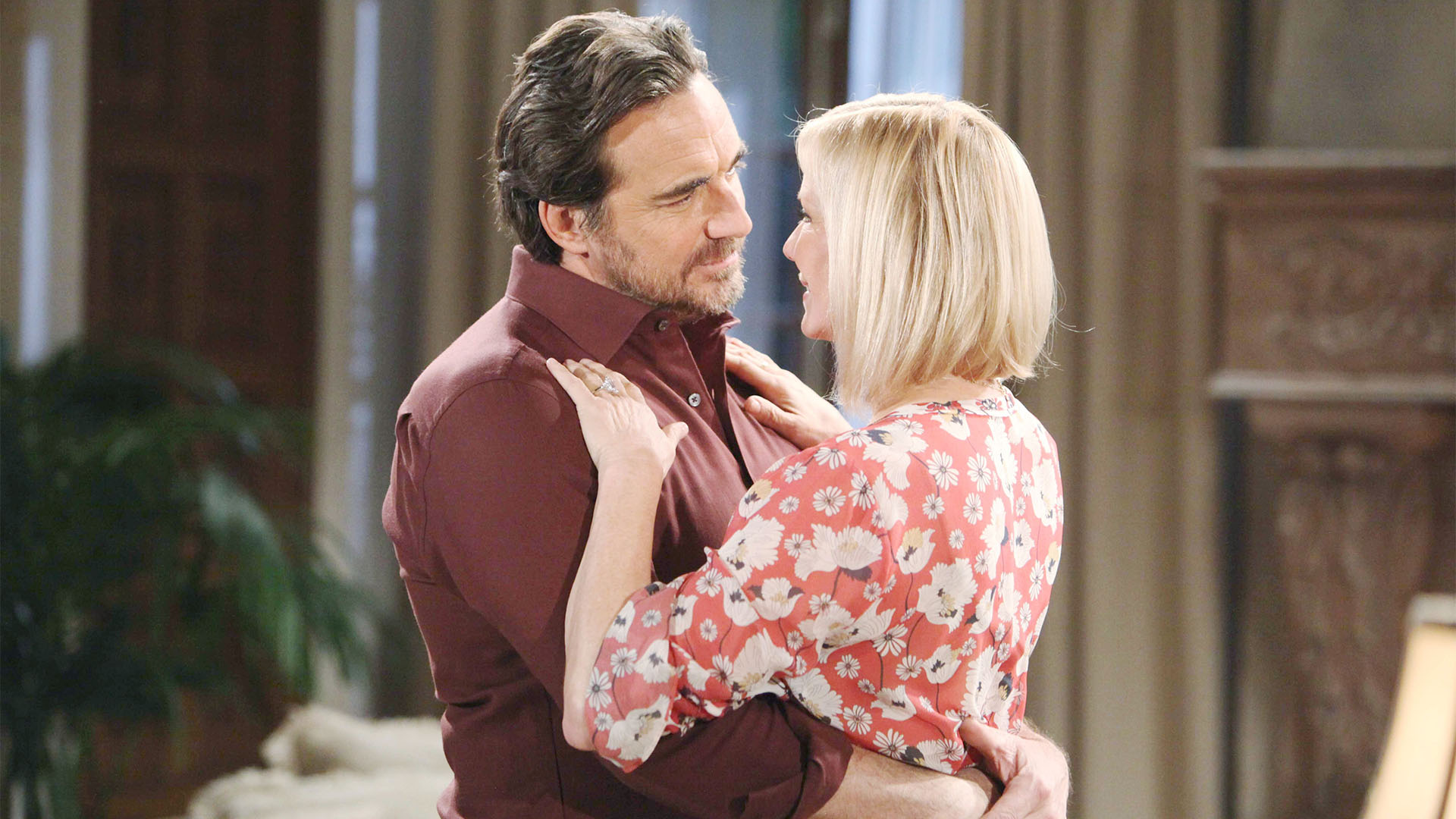 The night before their wedding, Brooke and Ridge reminisce about their love story.
