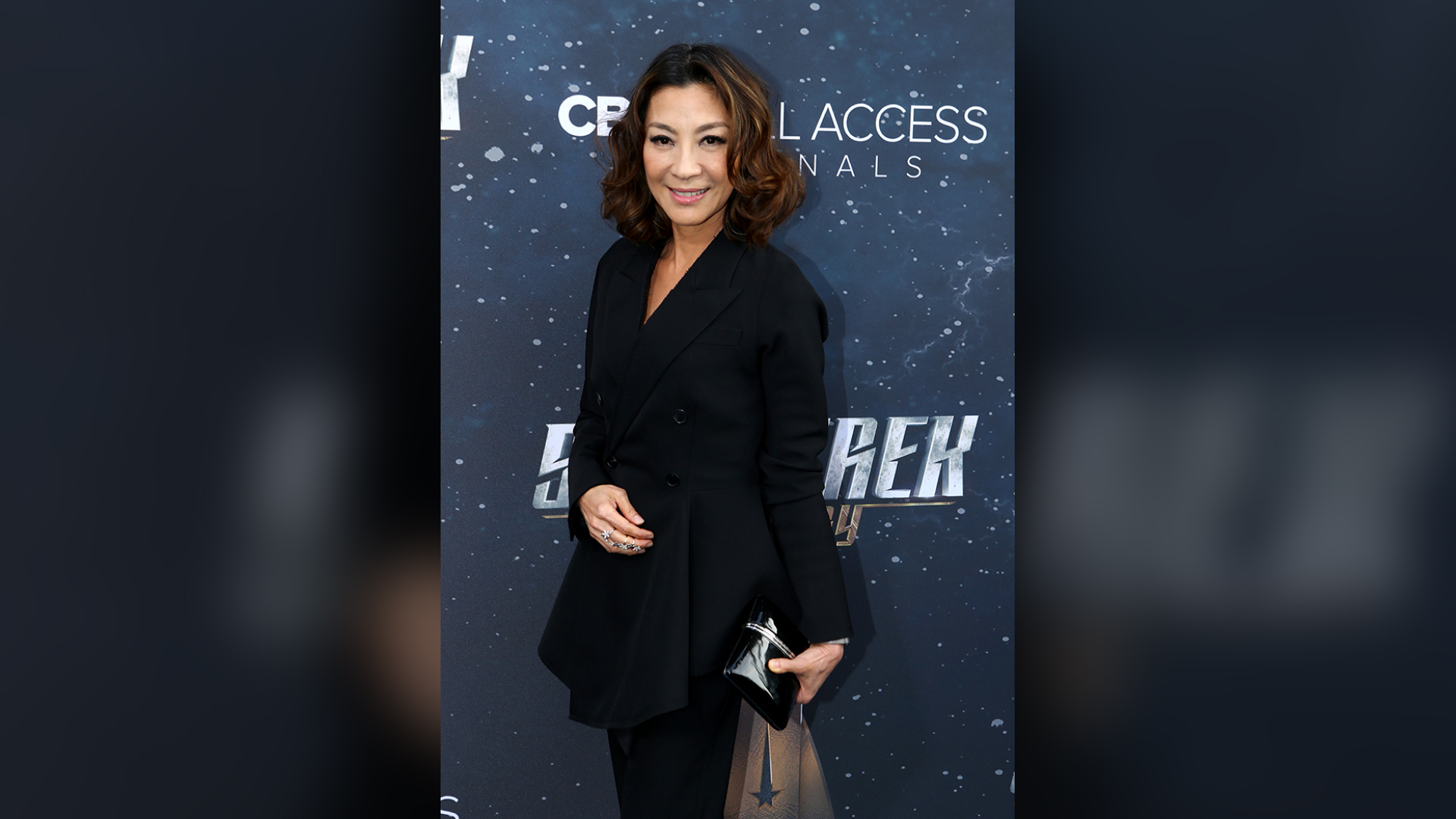 Michelle Yeoh from Star Trek: Discovery
