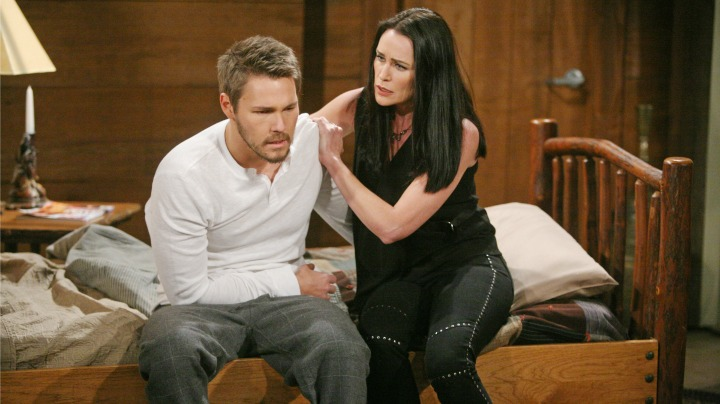 Liam is plagued with many questions while Quinn describes her version of their past interactions.