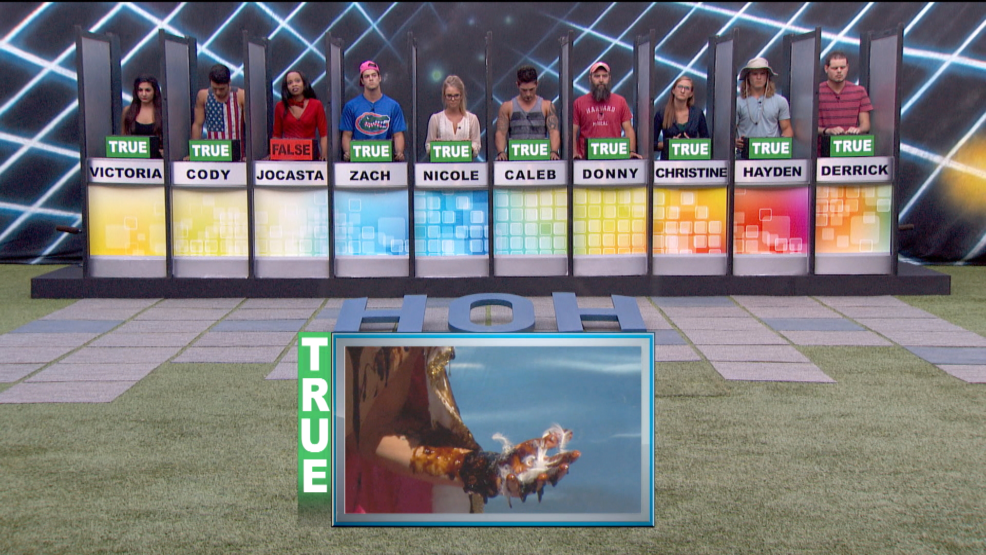 HoH Competition