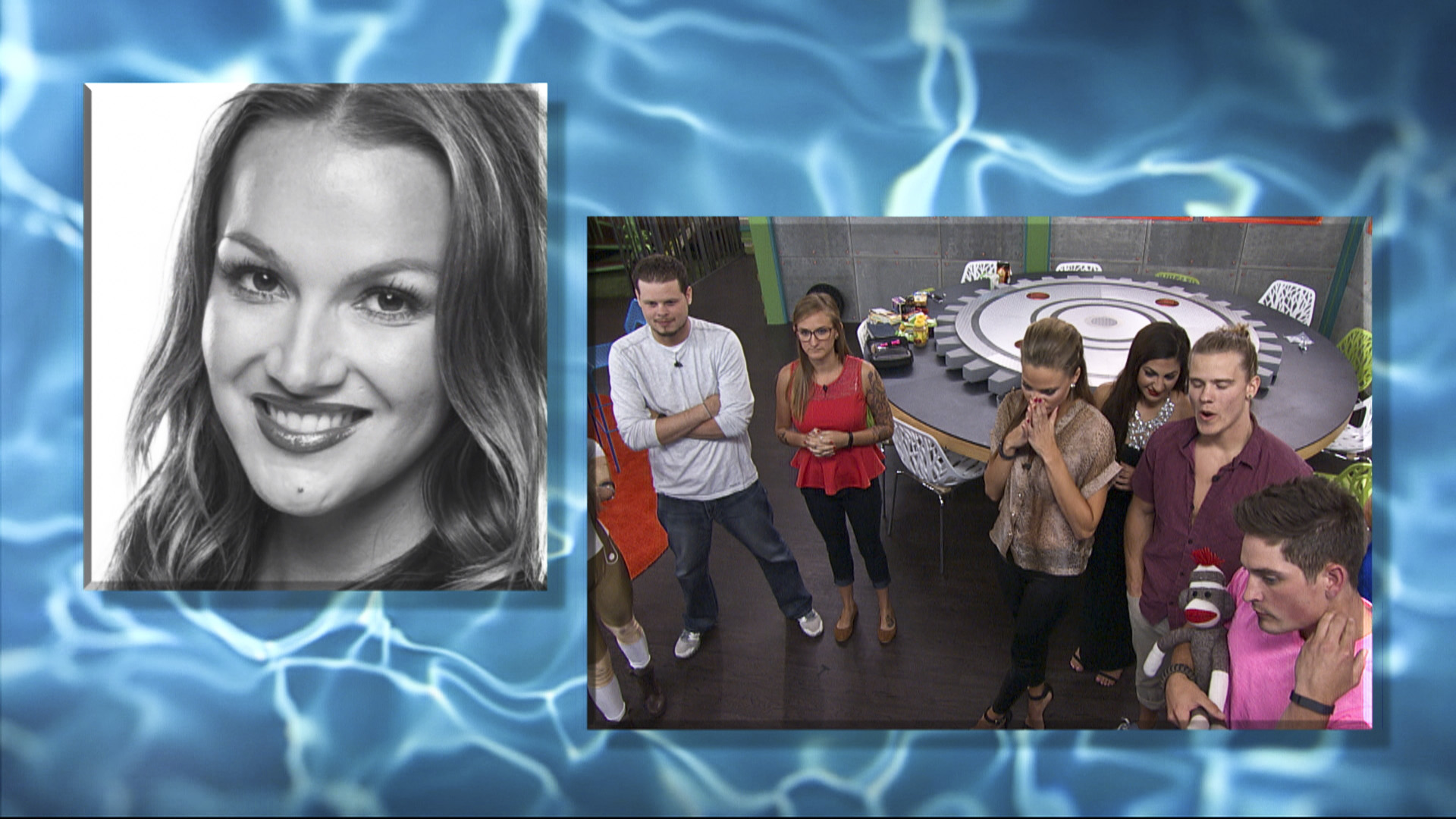 Brittany is evicted