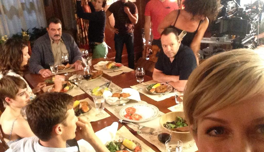 Family Dinner With Amy Carlson
