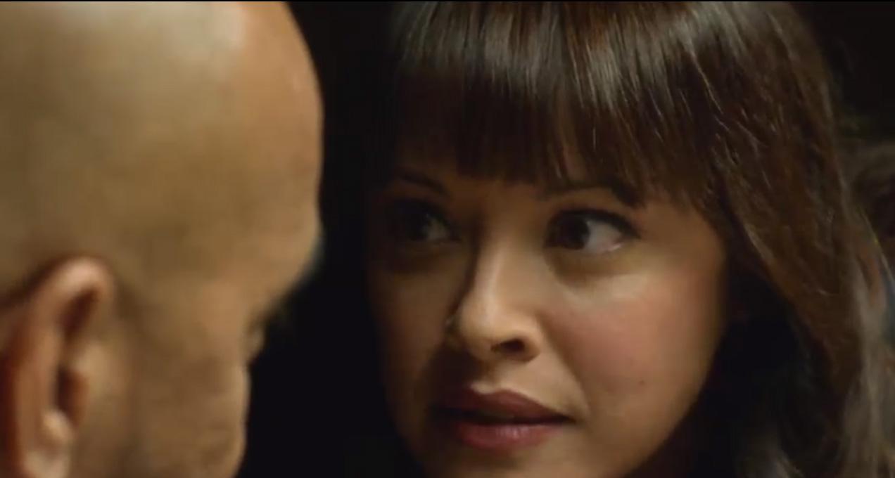 Maria Baez as Marisa Ramirez