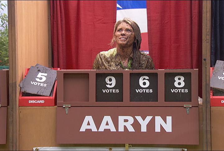 Aaryn's Votes