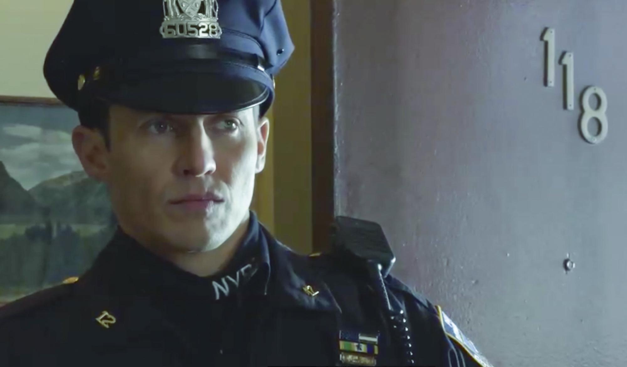 A Serious Officer - S5E12
