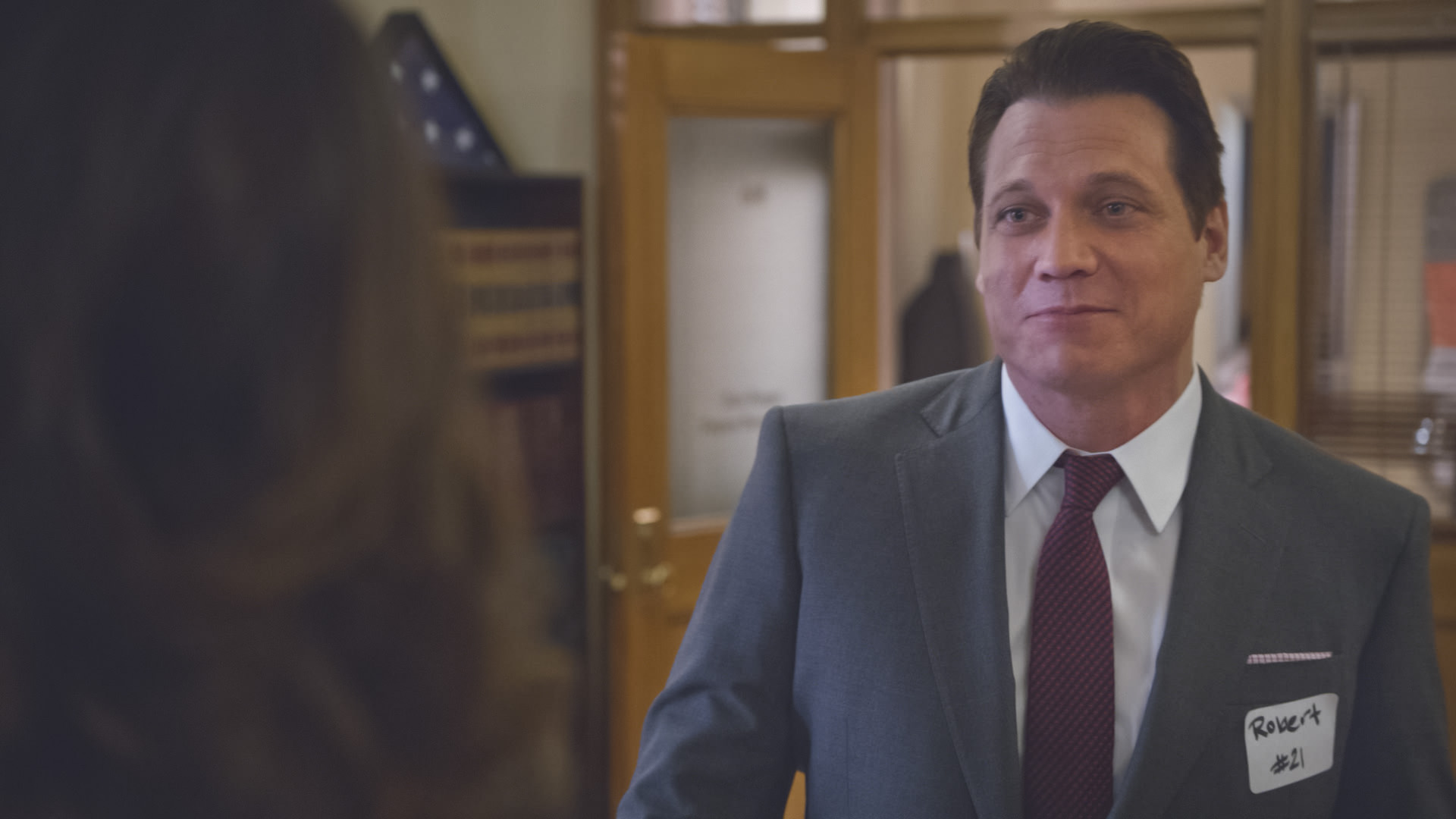Holt McCallany Guest Stars S4 E18