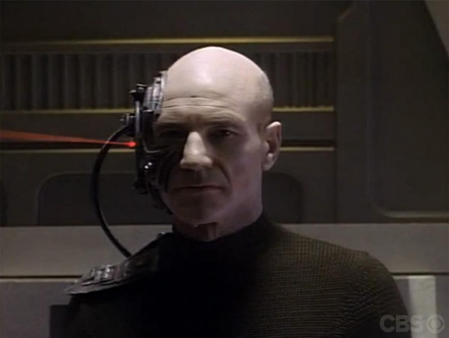 The Best of Both Worlds (Star Trek: The Next Generation, Season 3, Episode 26 and Season 4, Episode 1)