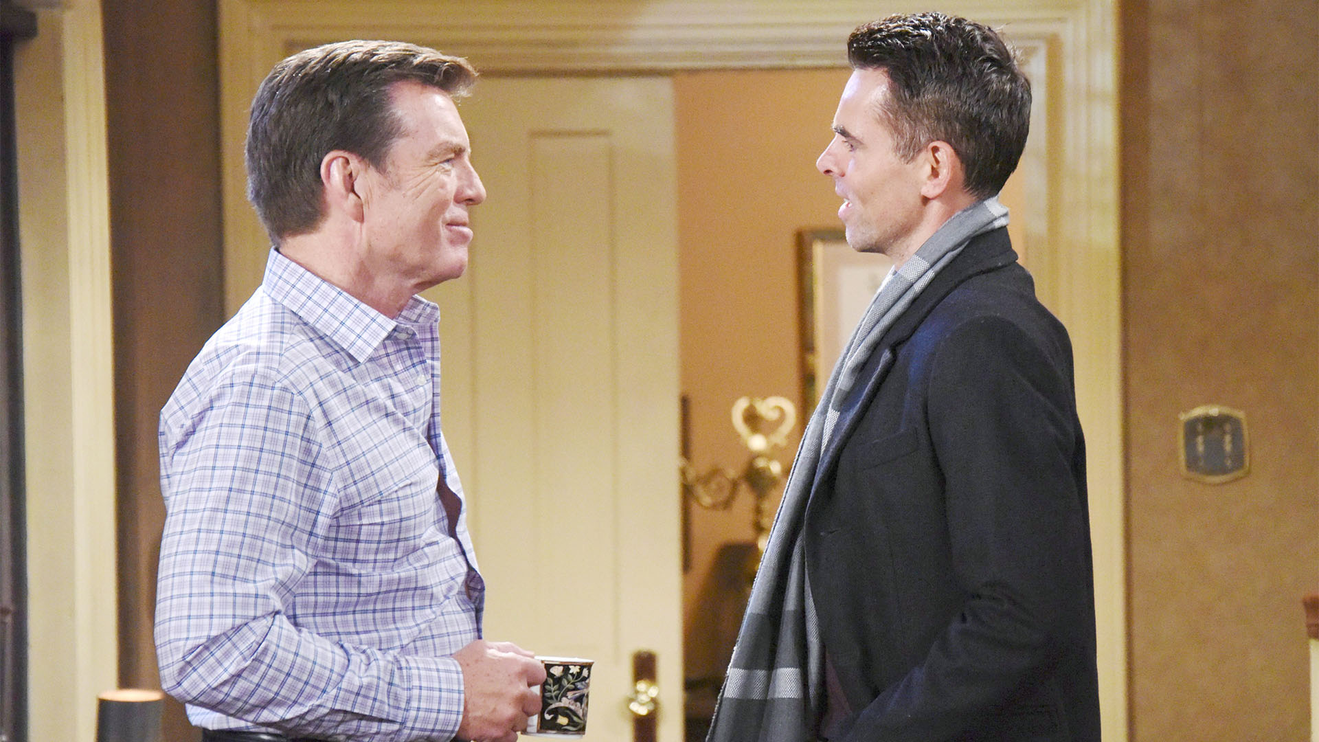 Billy encourages Jack and Ashley to make amends.