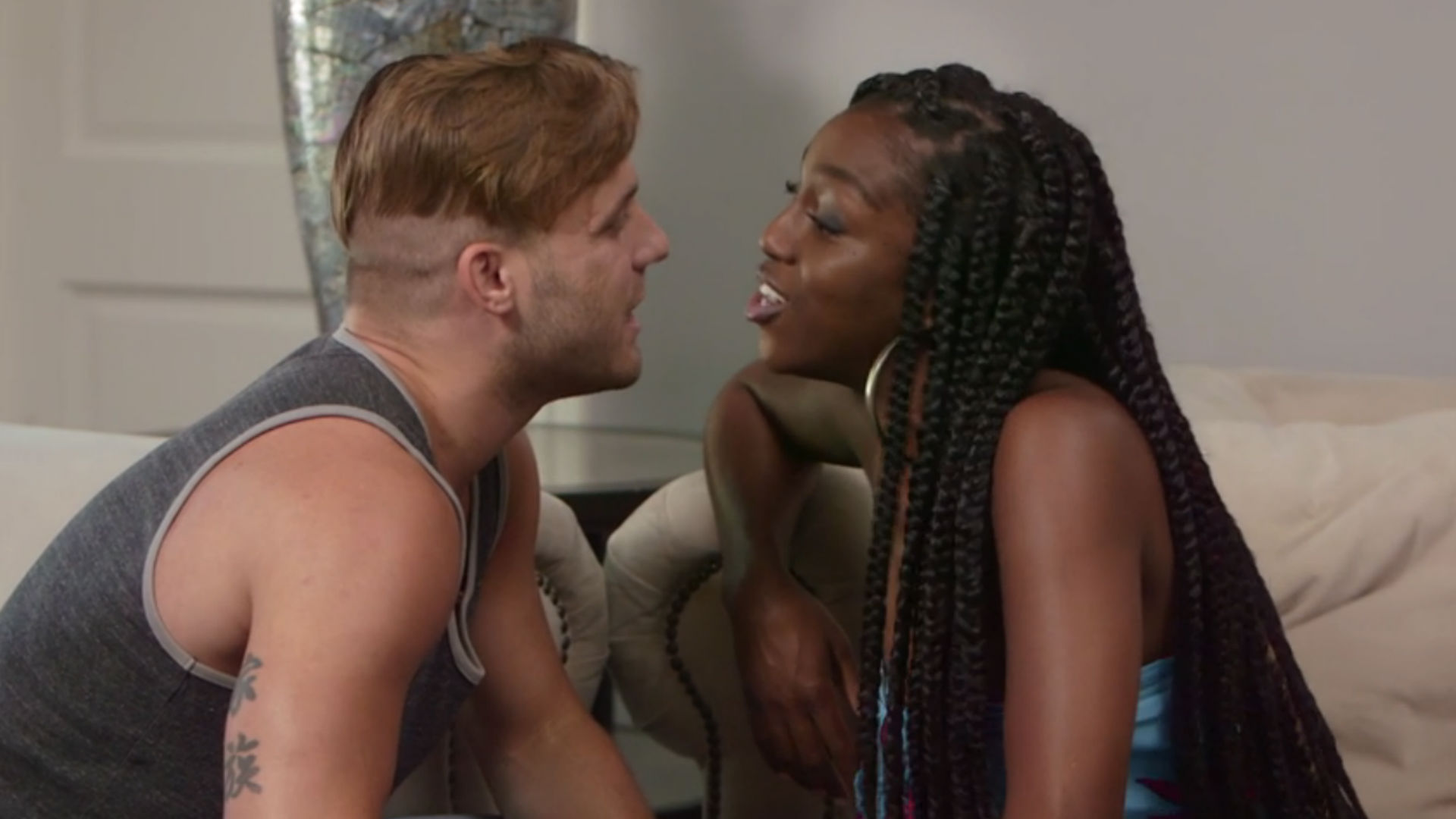 Paulie vs. Da'Vonne (Big Brother 18)