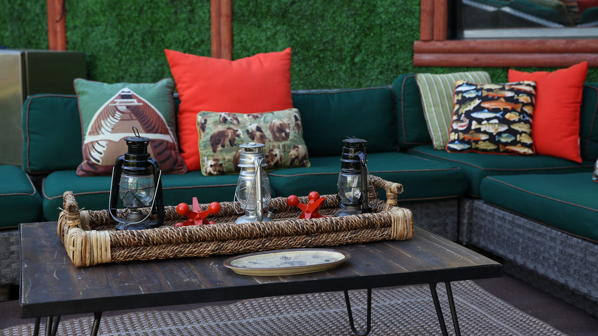 Backyard camping is all the rage for Big Brother: Over the Top.