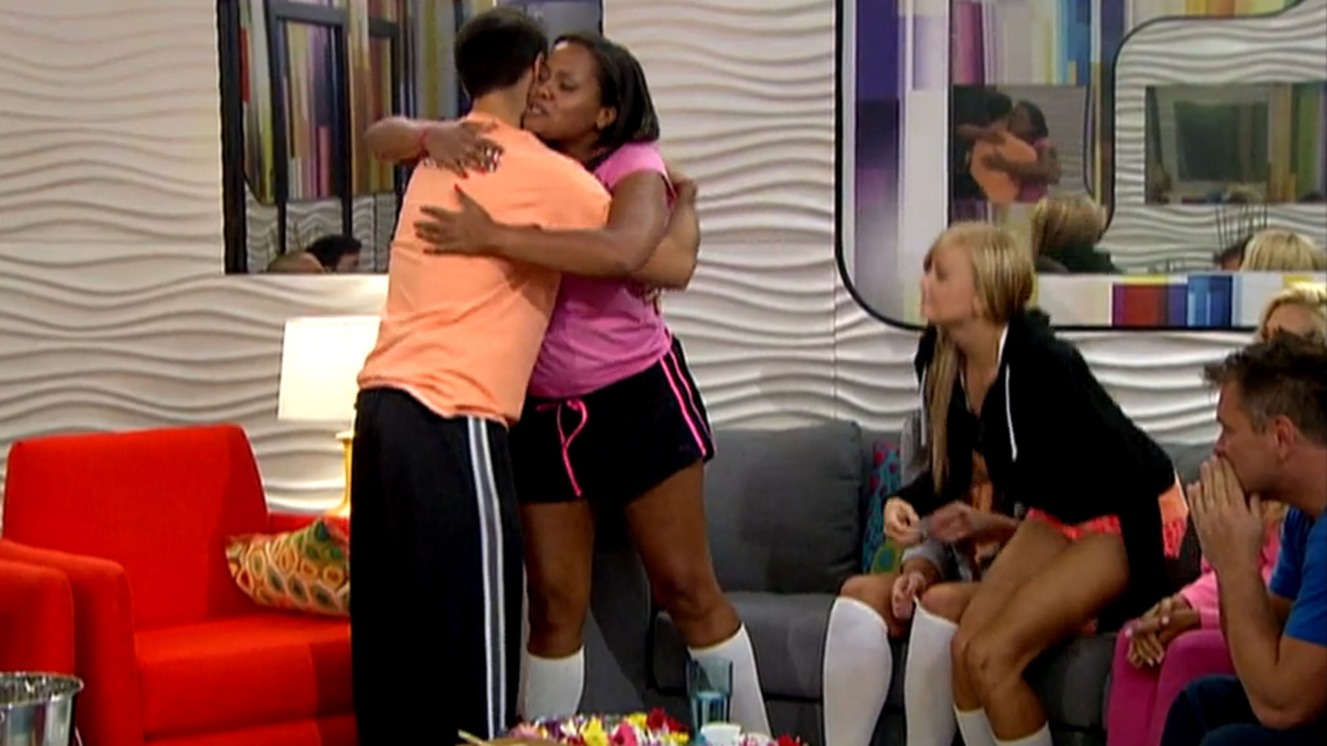 The first Houseguest to get eliminated on Day 1