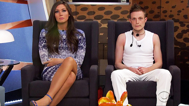 The first transgender Houseguest plays Big Brother
