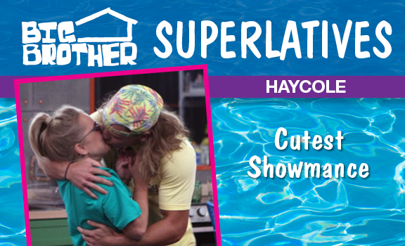 Cutest Showmance - Haycole