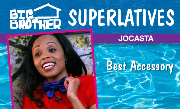 Jocasta - Best Accessory