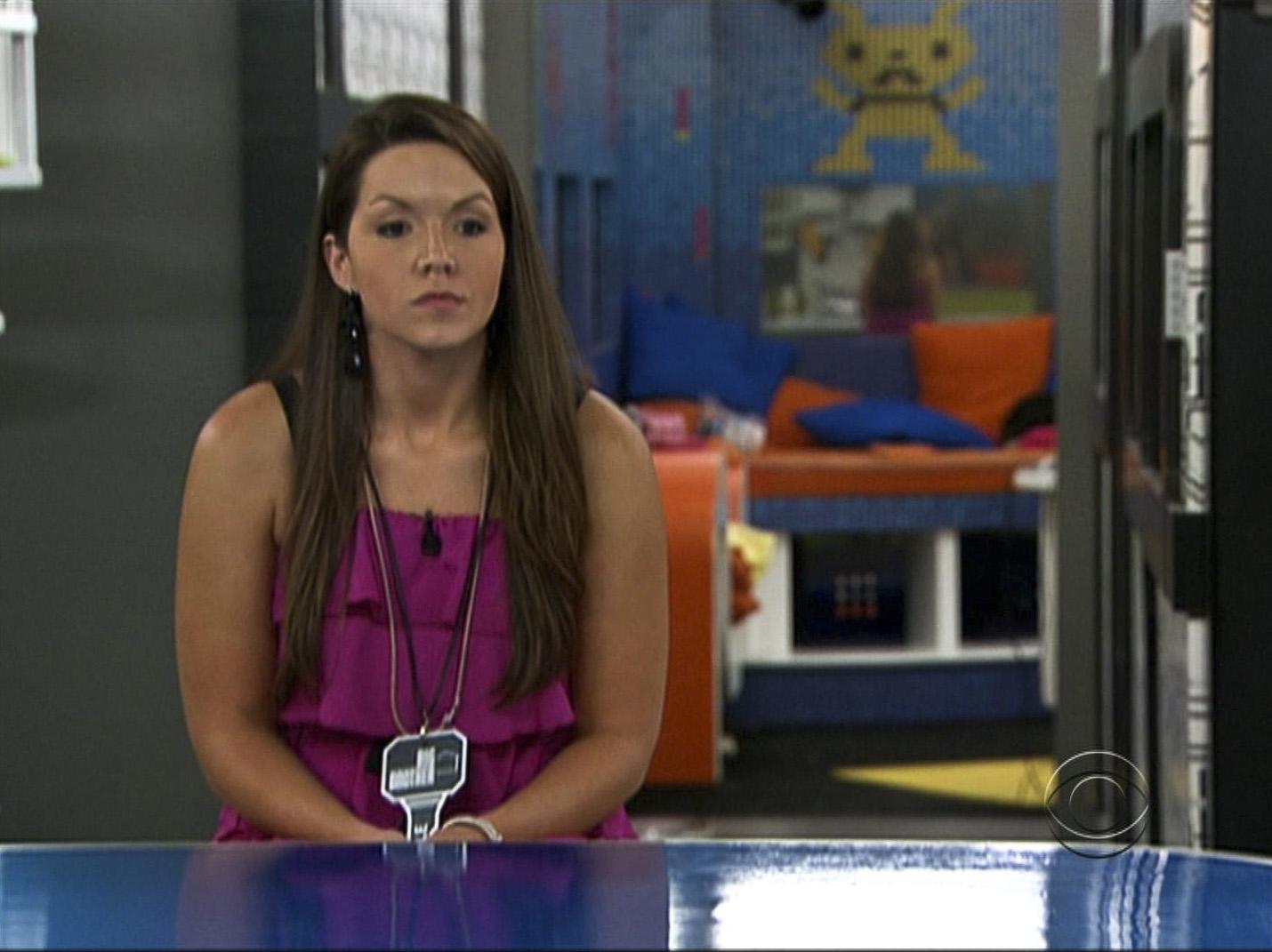 Danielle deliberates