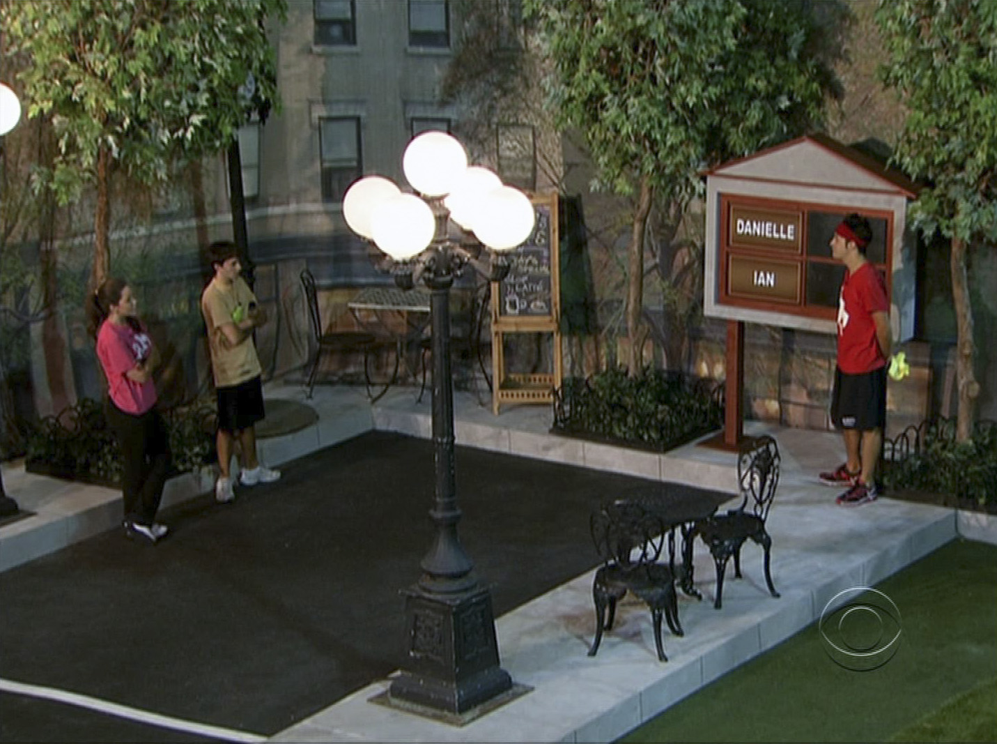 HoH Competition- Round 2