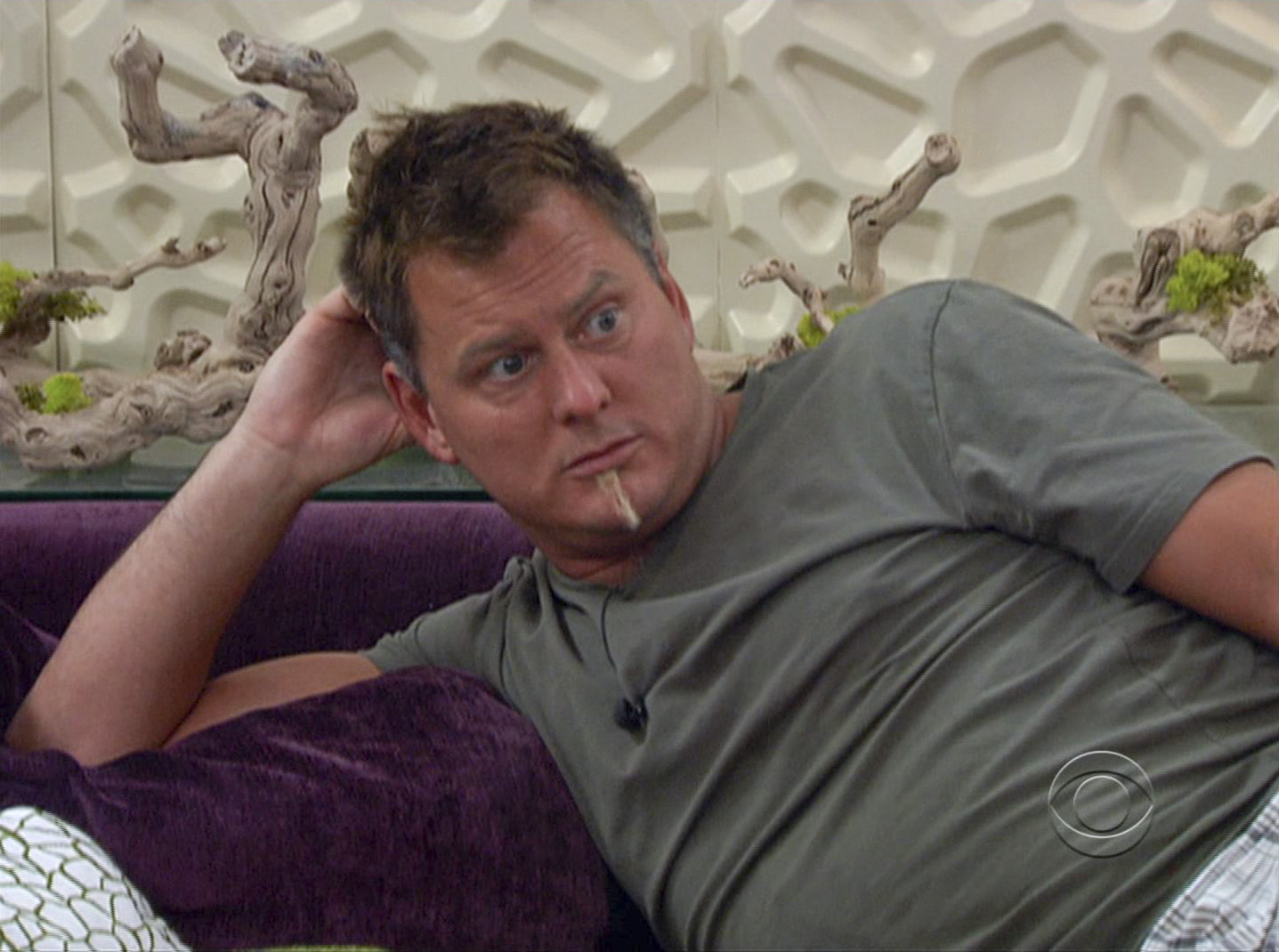 Joe in the HoH Room