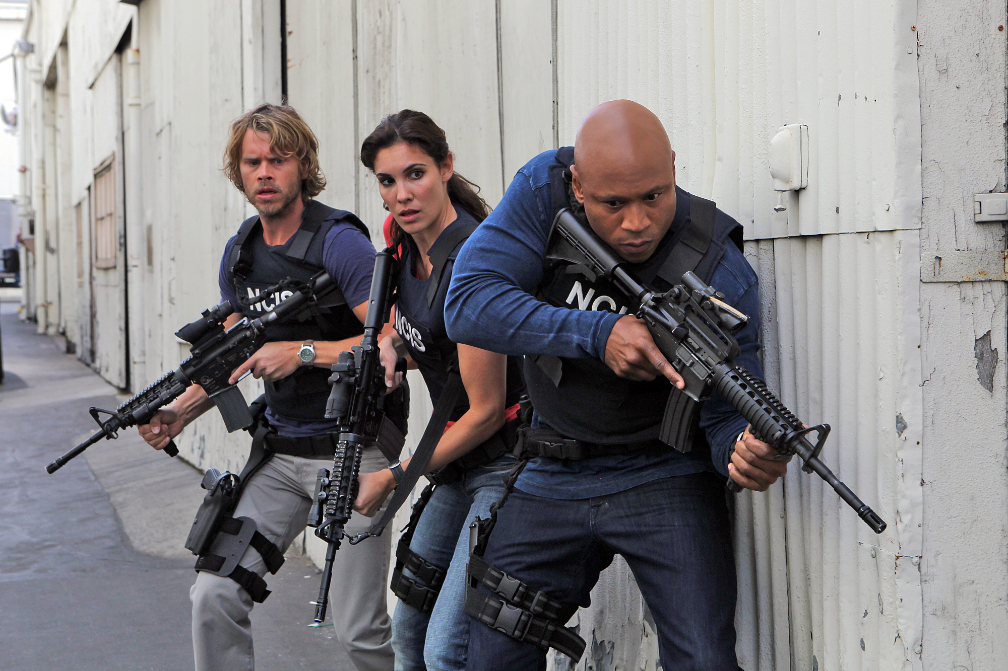 NCIS: LA Tracks a Chechen Terrorist Cell