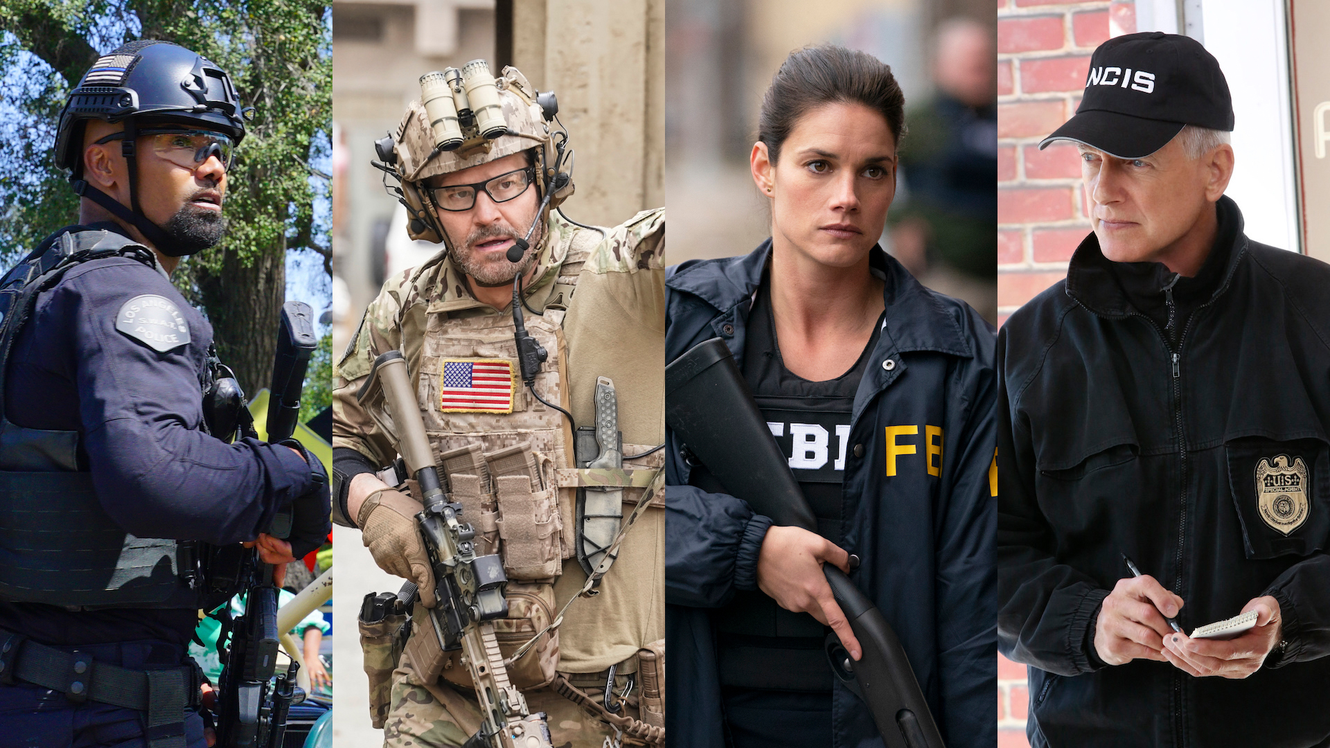 What's The Difference Between NCIS, FBI, SWAT, SEALs, And Other