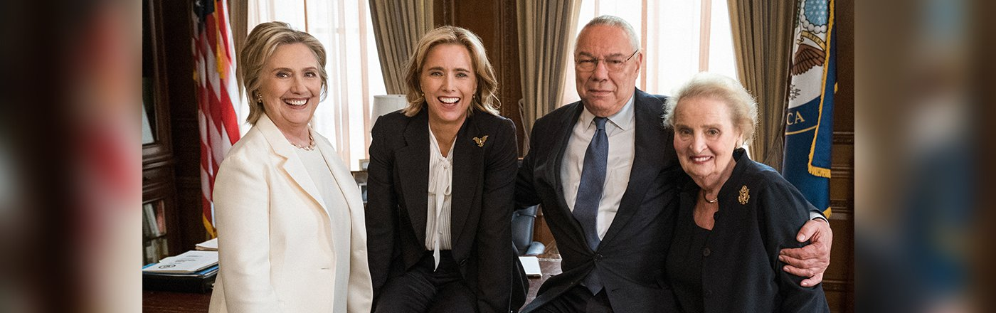 Madam Secretary Returns With Former Secretaries Of State Madeleine