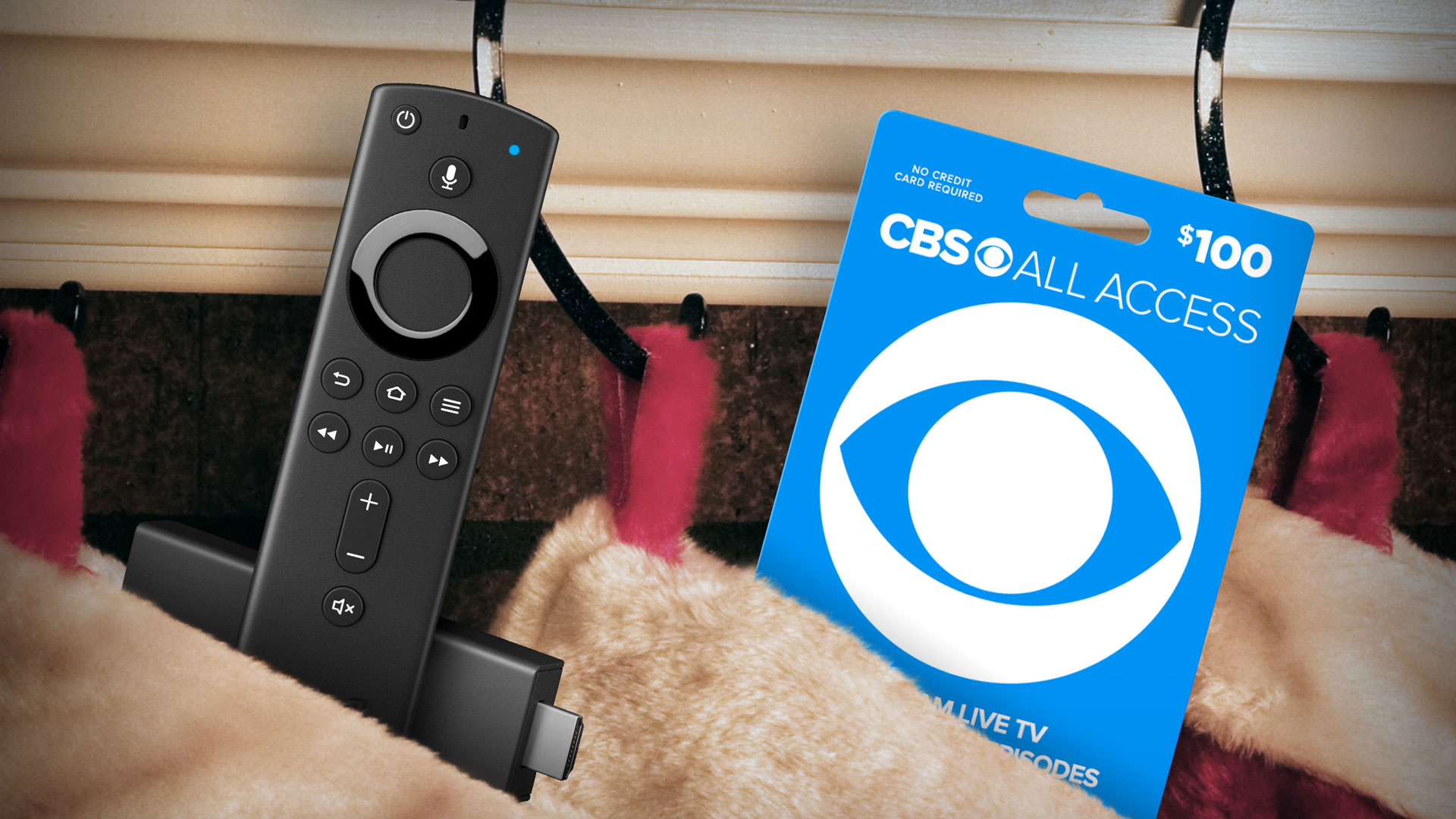 Here's How To Enter The CBS All Access Holiday Sweepstakes