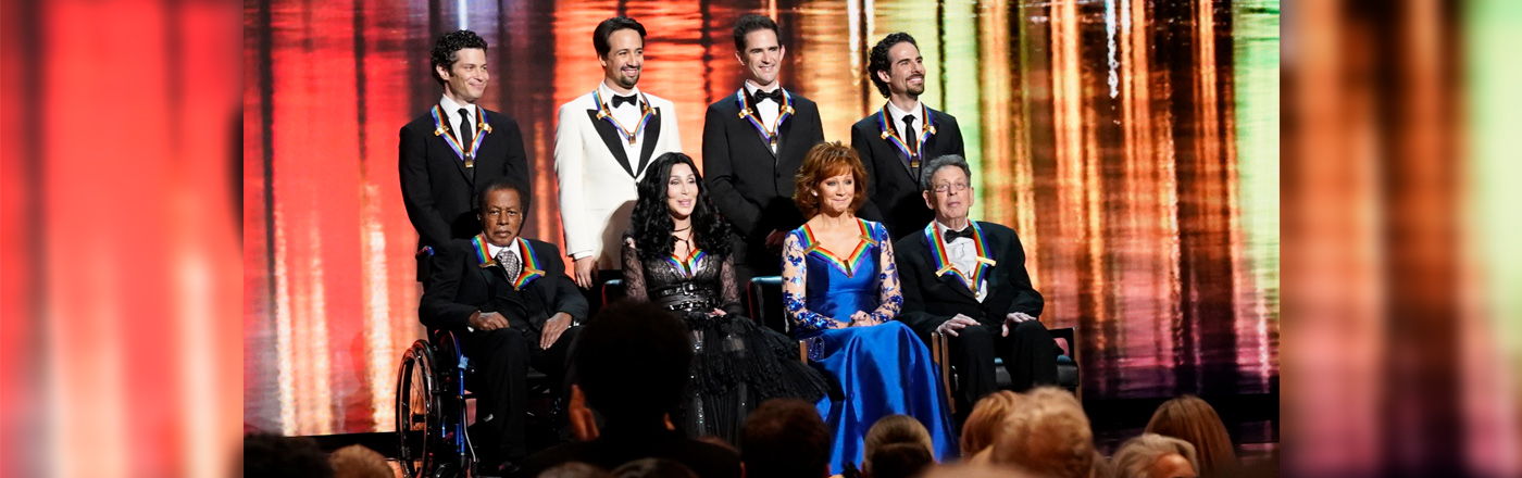 How To Watch The 2018 Kennedy Center Honors On CBS And CBS