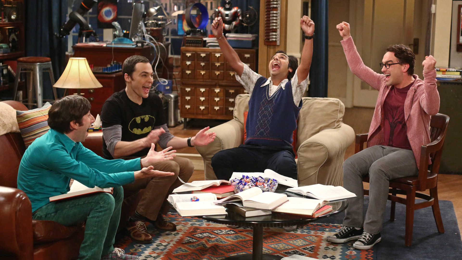 Quiz: The Ultimate Big Bang Theory Trivia